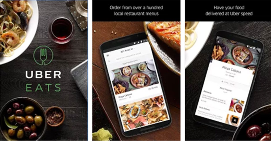 UberEATS Android App