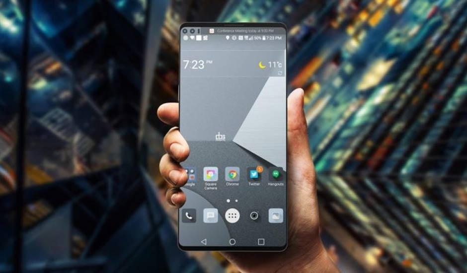 LG V30 Launch