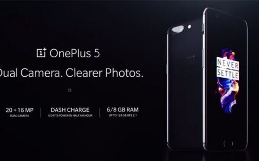 OnePlus 5 Official Launch