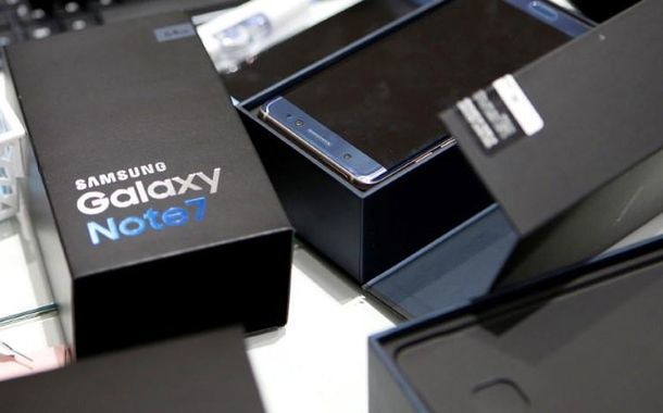 Refurbished Galaxy Note 7