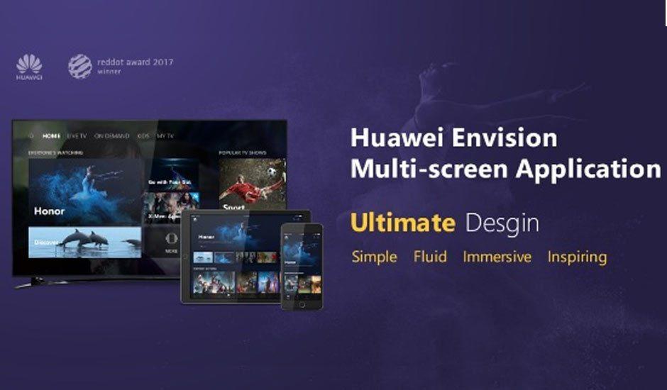 Huawei Multi Screen App
