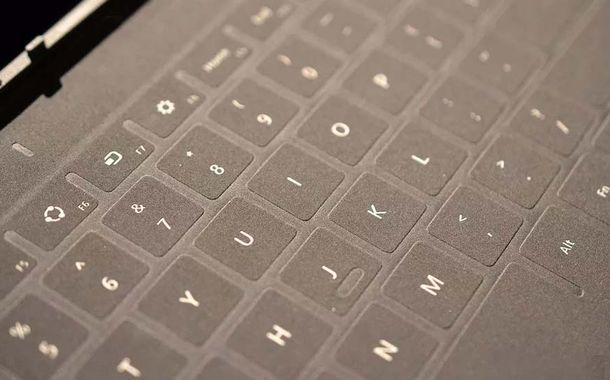 Microsoft iPad Touch Cover