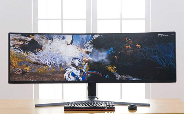 Ultra-wide Monitor