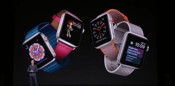 Apple Ceramic Watch