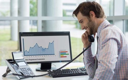 Cloud Telephony System