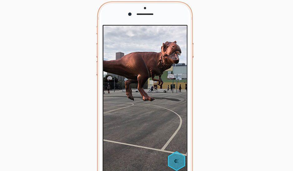 iOS 11 AR Kit