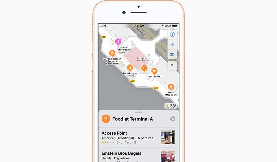 iOS 11 Navigation