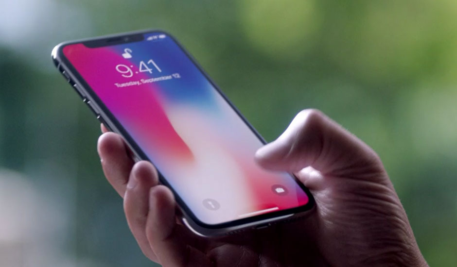 iPhone X OELD
