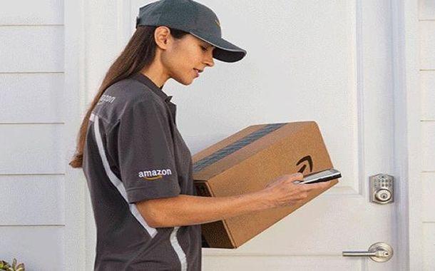 Amazon Smart Door Lock