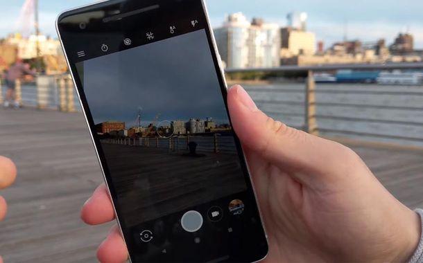 Google Mobile Processor for Pixel 2 Camera