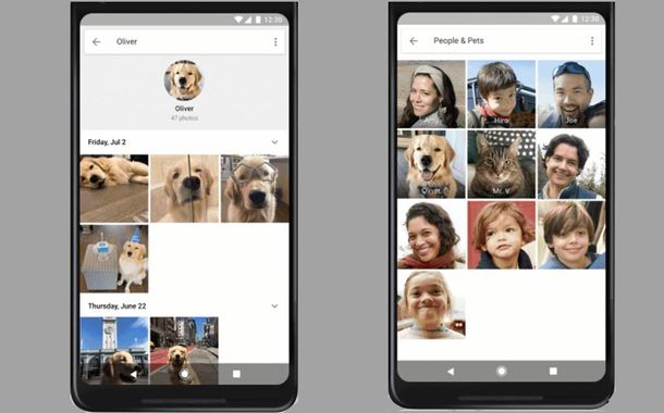 Google Photos Feature