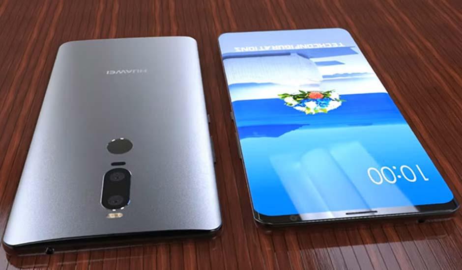 Leaked Huawei Mate 10