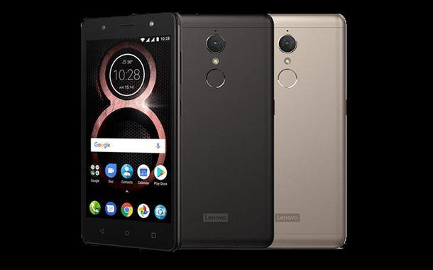 Lenovo K8 Android 8.0 Oreo Update