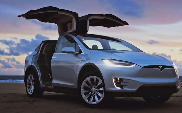 Tesla Recalling Model X