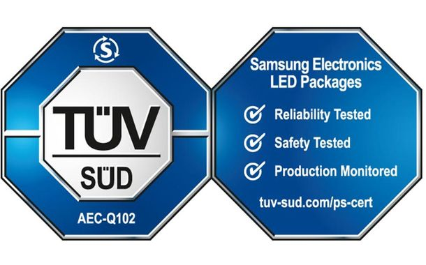 Samsung Electronics and TÜV SÜD