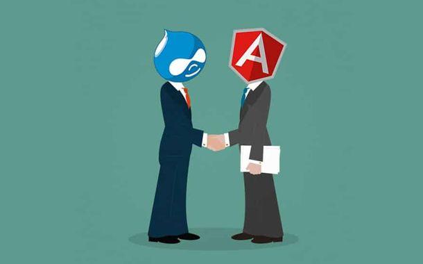 Combining Drupal AngularJS