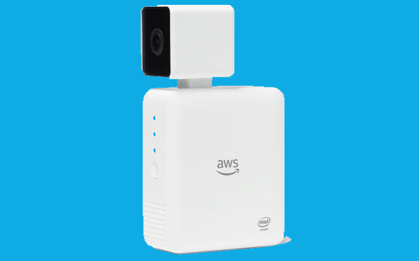 Deeplens Wireless Video Camera