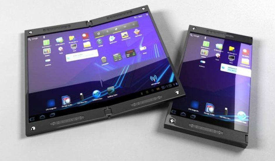 Galaxy X Dual Screen