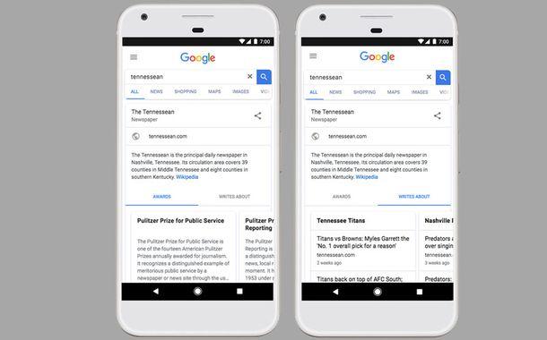 Google Knowledge Panels