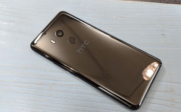 HTC U11+ Based on Muskie