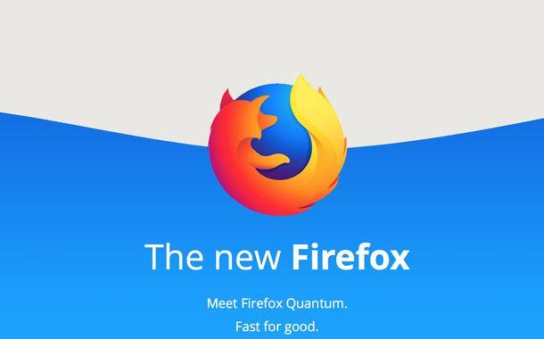New Firefox Quantum