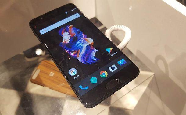 OnePlus 5T Price