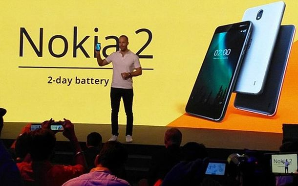 Unveil Nokia 2