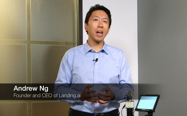 Andrew Ng Unveils Landing.ai