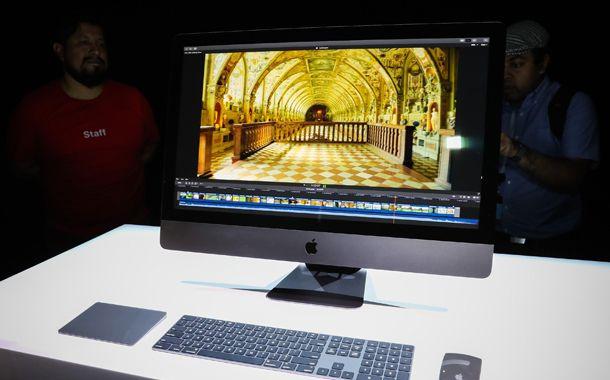 Apple Releases iMac Pro