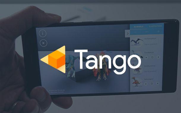 AR Project Tango
