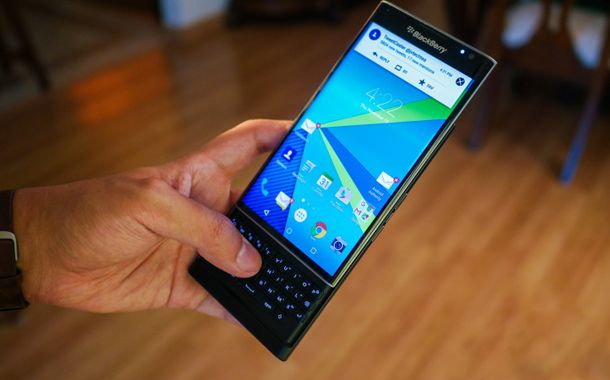Blackberry Priv Support