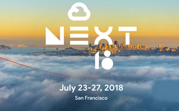 Cloud Next 2018