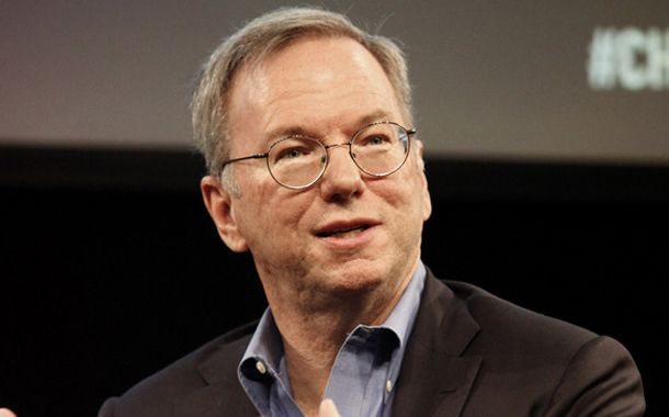 Eric Schmidt Step Down