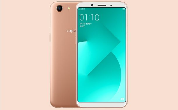 OPPO A83 Face Unlock Feature