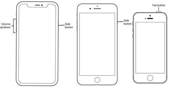 Restart iOS Device