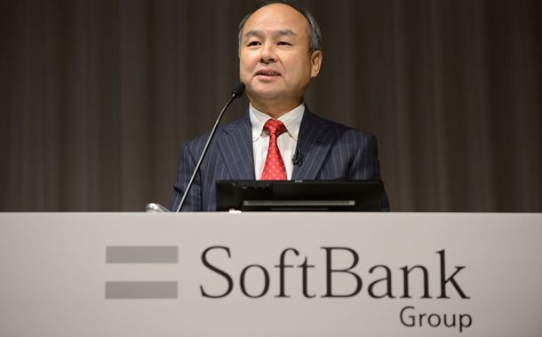 Softbank Buys Uber Stake
