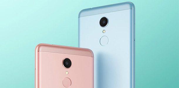 Xiaomi Redmi 5 Camera