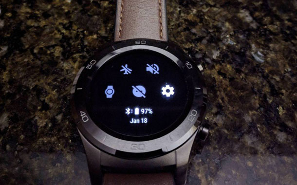Android Wear v2.8 App