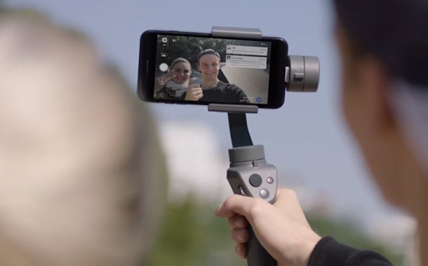 DJI Unveils Osmo Mobile 2