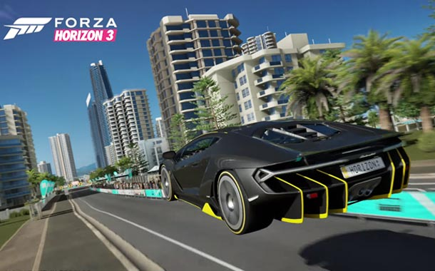 Forza 3 Recieves 4K Resolution Upgrade Via Xbox One X Patch