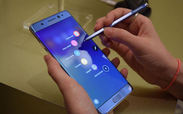 Galaxy Note 8 App