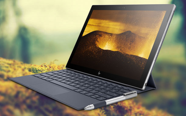 HP reveals Intel-powered Envy x2 to take on Surface Pro series