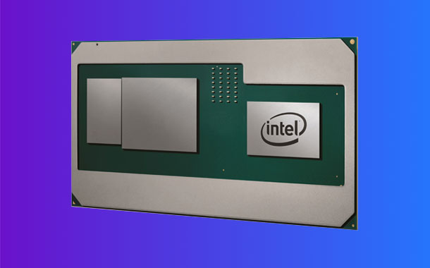 Intel's first chip with AMD graphics is the Core i7-8809G