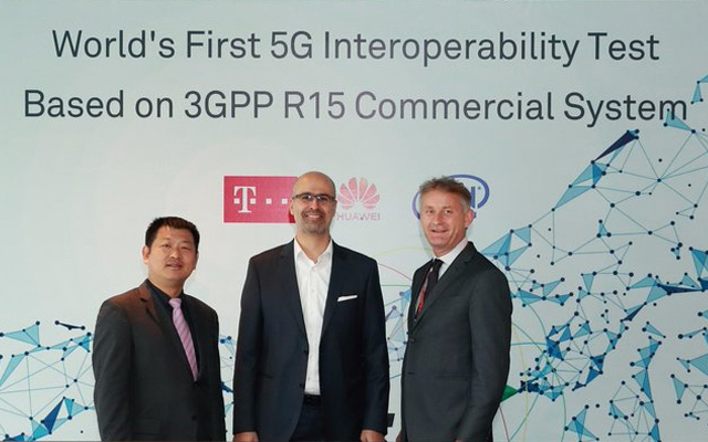 Intel First 5G