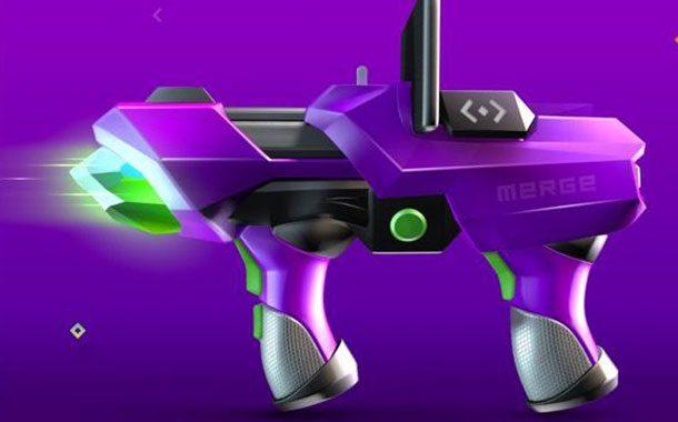 Merge-6DoF-Blaster