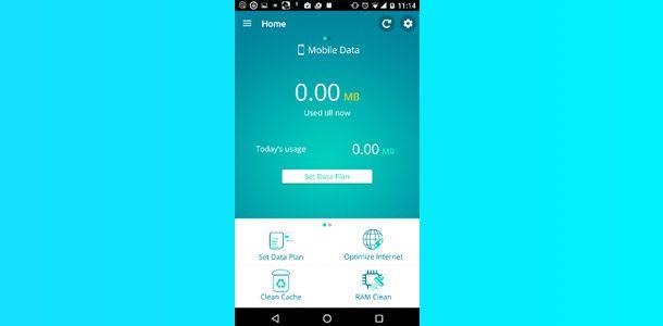 Mobile Data Save