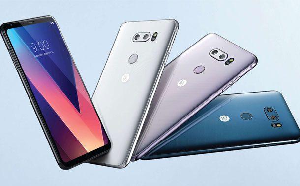 New LG Smartphone