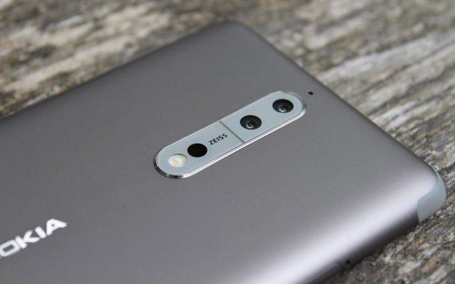 Nokia 5 Lens Camera