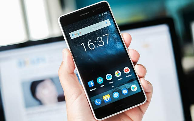 Nokia 6 Android Oreo Update