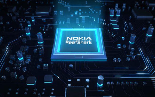 Nokia ReefShark Chipsets